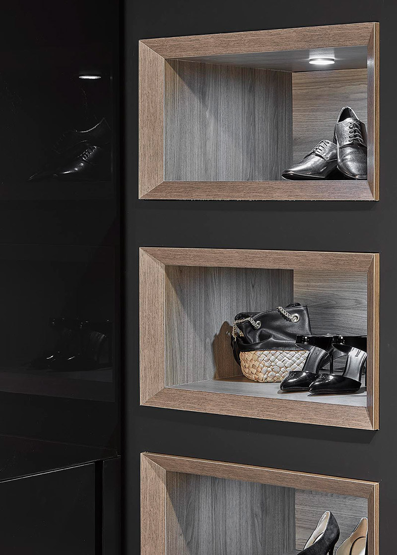 Custom Shoe Storage Vancouver