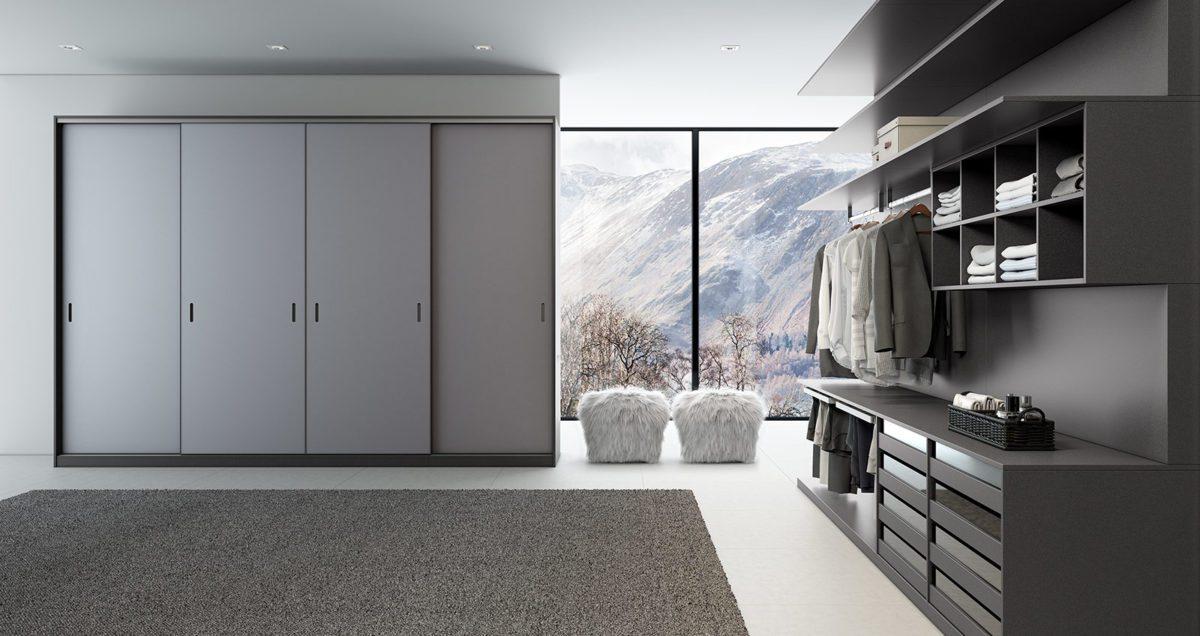 Modern Cabinet Design Bedroom Closet