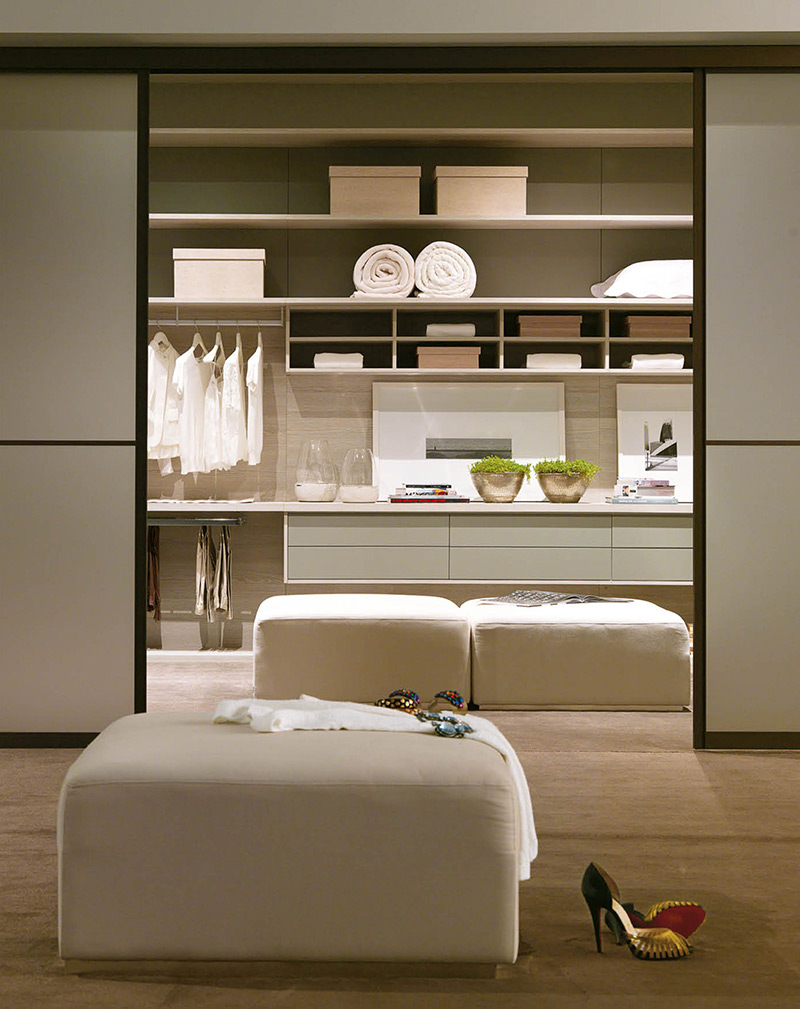Modern Closet Cabinets