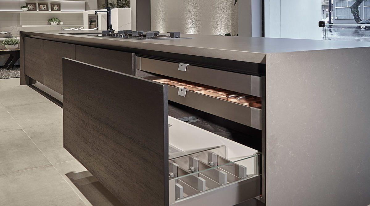 Kitchen Drawer Storage Solutions
