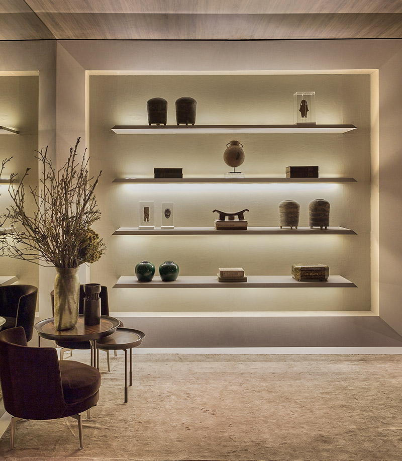 Shelving Lighting Dell Anno Vancouver