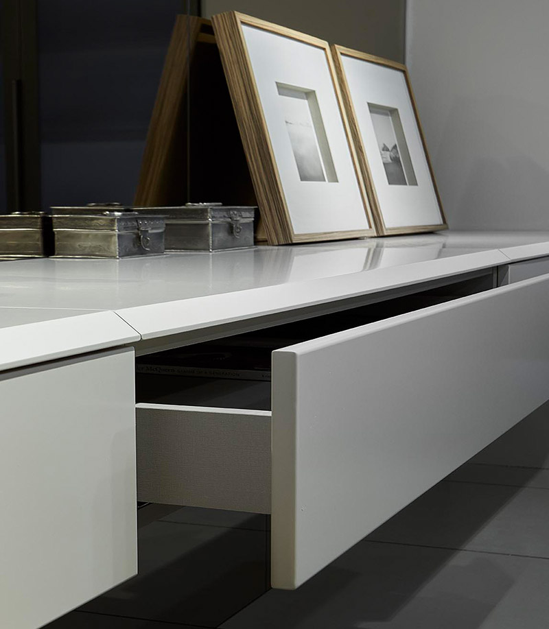 Modern Custom Cabinets Vancouver