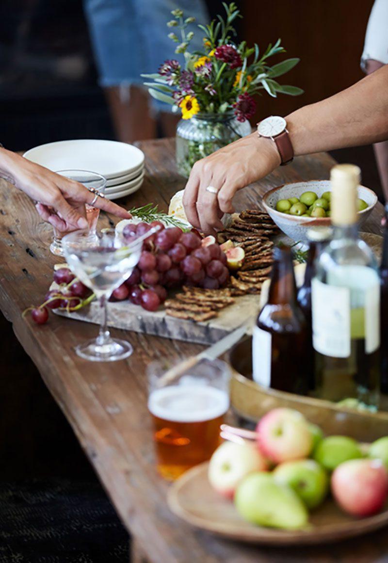 Dell Anno Italian Kitchen Dinner Party