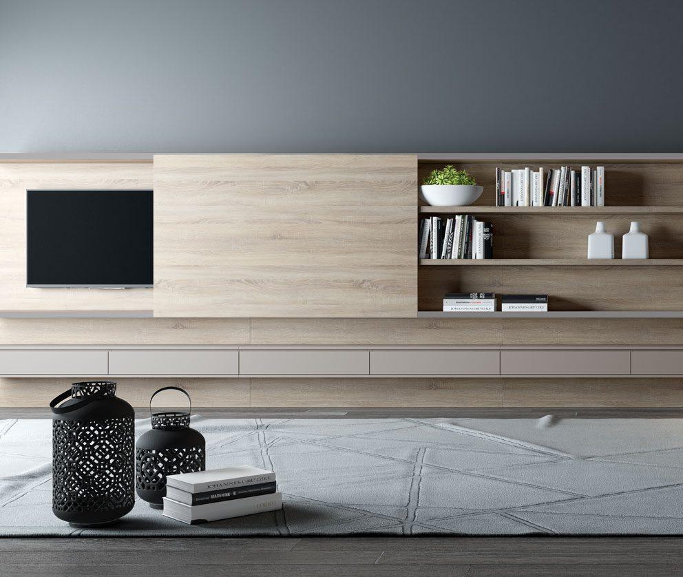 Modern Italian Wall Cabinets