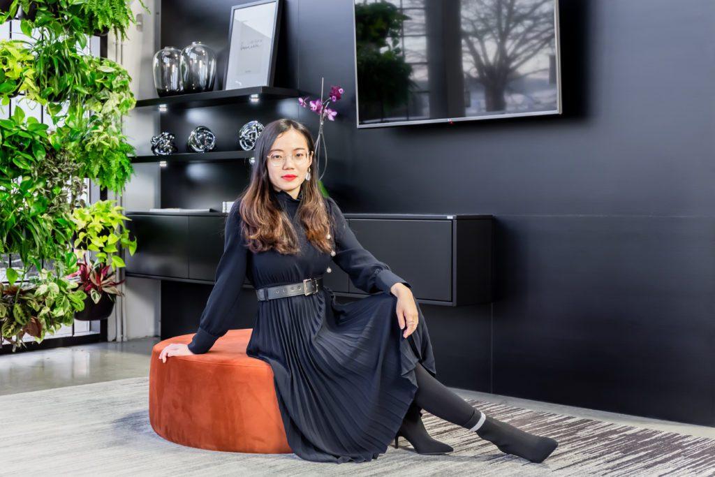 Cindy Chen – Design Consultant