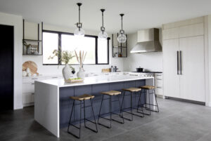 Italian-Brazilian kitchen design at its best.